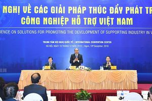 'Bánh đà' của nền công nghiệp Việt Nam còn yếu