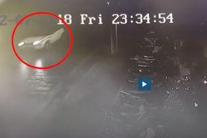Lời khai ban đầu của tài xế Range Rover đâm gãy chân nữ sinh ở Hà Nội