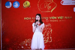 Nhìn lại hành trình đăng quang của Tân Hoa khôi Sinh viên Việt Nam 2018 Nguyễn Thị Phương Lan