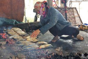 Thơm ngon cá nướng Diễn Vạn