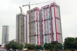 Dự án Hà Nội Paragon: Chủ đầu tư chậm thanh toán, nhà thầu chây ỳ tiền vật tư
