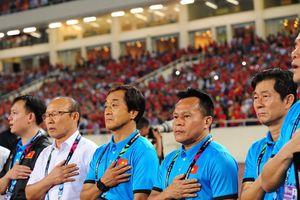 Lộ bến đỗ mới của trợ lý HLV Park Hang Seo sau khi chia tay Việt Nam