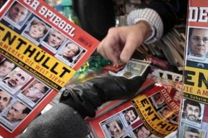 Đức chấn động vụ nhà báo cho độc giả 'ăn quả lừa' suốt nhiều năm