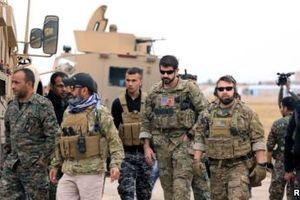 Mỹ bắt đầu rút quân khỏi Syria