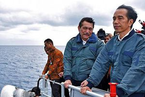 Indonesia lập căn cứ quân sự ở rìa biển Đông