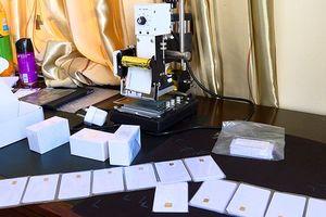 Bắt 22 người Trung Quốc tổ chức đánh bạc qua mạng