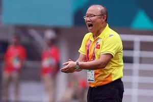 Báo Hàn Quốc cho rằng Việt Nam nên tăng lương cho HLV Park Hang Seo