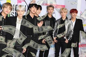 Nhóm nhạc BTS đem về cho kinh tế Hàn Quốc hơn 4 nghìn tỉ won