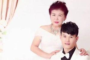 Thêm một chuyện tình đũa lệch gây sốc: Chú rể 28 tuổi khi cô dâu đã ngoài 65