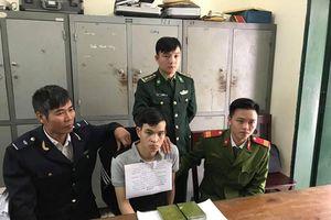 Nghệ An: Một cán bộ công an bị thương khi vây bắt kẻ buôn ma túy