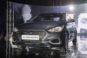 Cận cảnh Hyundai Accent 2019, giá bán từ 321 triệu đồng