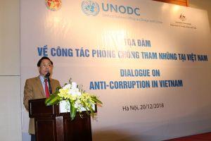 Tọa đàm về công tác phòng, chống tham nhũng tại Việt Nam