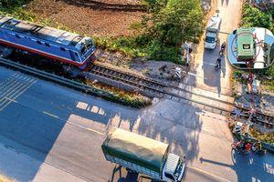 'Phủ sóng' 1.529 camera giám sát an toàn đường sắt