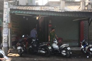 Truy tìm hung thủ sát hại người đàn ông trong khu trọ Sài Gòn