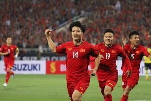 Top 5 cầu thủ được yêu mến nhất Việt Nam hậu AFF Cup: Bất ngờ Công Phượng