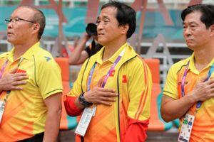 Trợ lý thể lực Bae Ji Won gửi tâm thư chia tay các tuyển thủ Việt Nam