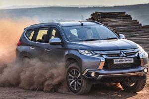 Mitsubishi Pajero Sport phiên bản giá rẻ sắp ra mắt khách hàng Việt