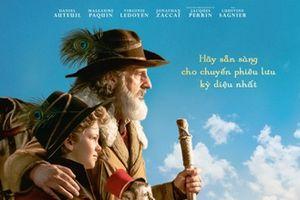 Phim 'Không gia đình' ra mắt dịp Giáng sinh năm nay