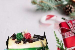 Đủ hương vị bánh khúc cây cho mùa Giáng sinh