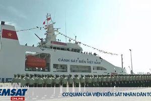 Một số nội dung cơ bản của Luật Cảnh sát biển Việt Nam
