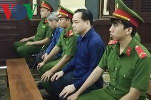 Vũ 'nhôm' lĩnh 25 năm tù, Trần Phương Bình nhận án chung thân