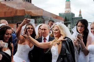 Tổng thống Nga Putin nói sẽ kết hôn 'một ngày nào đó'