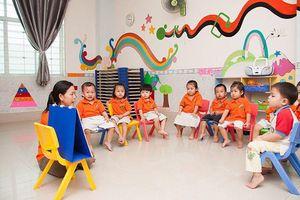 Quy định mới: Giáo viên mầm non phải sử dụng được một ngoại ngữ