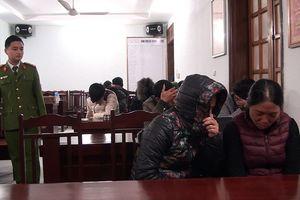 Truy bắt kẻ cầm đầu đường dây ghi lô đề, cá độ bóng đá quy mô lớn ở Hưng Yên