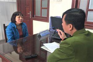 Đề nghị khởi tố phóng viên tống tiền doanh nghiệp 100.000 USD: Giám đốc Công an Bắc Giang thông tin chính thức