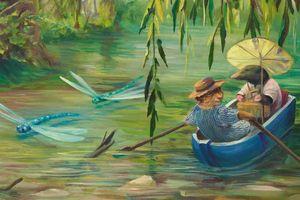 Kenneth Grahame - ngọn gió thổi mãi trong rặng liễu