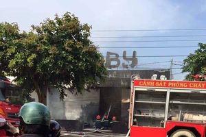 6 người chết trong vụ cháy nhà hàng ở Đồng Nai