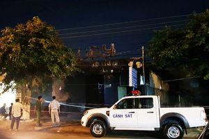 Hàn xì làm cháy nhà hàng, 6 người chết