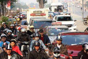 Hà Nội: Giảm thiểu ùn tắc giao thông trong dịp Tết Nguyên đán 2019