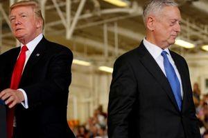 Bộ trưởng Quốc phòng Mỹ từ chức: Bất đồng sâu sắc