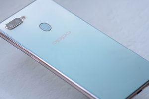 Oppo ra mắt F9 phiên bản đặc biệt xanh phỉ thúy