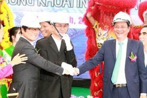 Quảng Ninh: Khởi công Dự án KCN Sông Khoai hơn 3.500 tỷ đồng