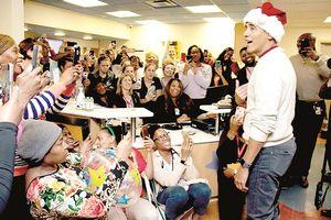 Ông già Noel Obama