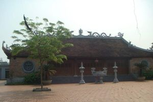 Đình thôn Yên Thái, đình Làng Tháp Dương thờ Đặng Oánh