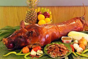 Đón Giáng sinh, người dân các nước Châu Á ăn gì?