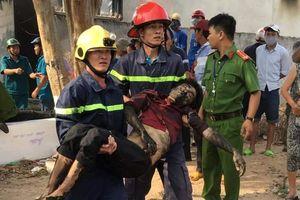 Cháy nhà hàng bia ở Long Khánh, 6 người tử vong
