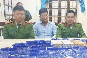 Phá án lớn ở Vinh, thu giữ 14.000 viên ma túy