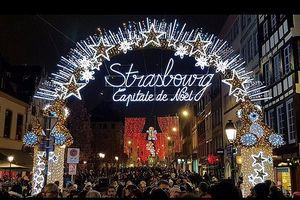 'Christkindelsmärik' Strasbourg - Chợ Noel lâu đời nhất châu Âu ở Pháp