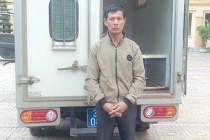 Hà Tĩnh: Bắt đối tượng phá rừng bị truy nã sau gần 1 năm lẩn trốn