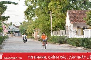 Thuận Lộc thoát nguy cơ 'rớt chuẩn' nông thôn mới