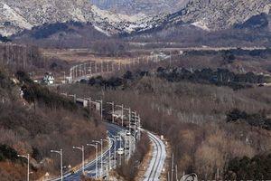 Hàn Quốc và Triều Tiên bắt đầu khảo sát tuyến đường bộ