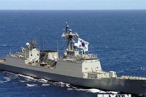 Hàn Quốc bác bỏ cáo buộc của Nhật về vụ 'khóa radar mục tiêu máy bay'
