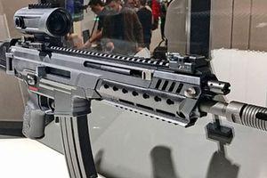 'Mổ xẻ' sức mạnh súng trường tấn công HK433 của Đức