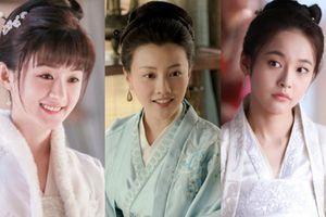 Là nữ chính nhưng Triệu Lệ Dĩnh có nguy cơ bị 'át vía' ở Minh Lan Truyện vì 3 cô chị gái sở hữu nhan sắc cực phẩm!