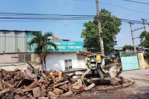 Dân kêu cứu vì ô nhiễm nặng nề tại Công ty giấy Tân Phú Trung