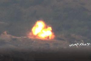 Houthi tiếp tục xuyên biên giới đánh Ả rập Xê-út